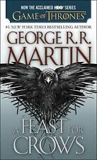 A Song of Ice and Fire: A Feast for Crows Bk. 4 by George R. R. Martin (2014,...