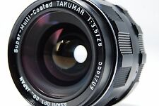 PENTAX Super Multi Coated Takumar 28mm F3.5  M42  SN5561709