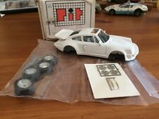 Rare Kit Porsche 911 Turbo 3.3 Pit Model Pré peint Made In Italy limited edition