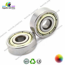 5x APEC 624ZZ Ball 4x13x5 mm Chrome Steel Bearing for E3D Printer, Reprap - UK