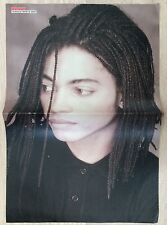 BRAVO POSTER Terence Trent D'Arby - Den Harrow - 80er Jahre !!!