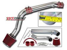"2.75"" JDM RED Cold Air Intake + Filter For 92-95 Civic/93-97 Del Sol All Models"