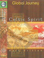 MARK BRITTEN CELTIC SPIRIT GLOBAL JOURNEY CASSETTE ALBUM  TRADITIONAL CELTIC