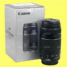 Genuine Canon EF 75-300mm f/4-5.6 III Lens EF 75-300 mm F4.0-5.6 Mark III MK 3
