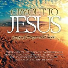 FREE US SH (int'l sh=$0-$3) USED,MINT CD Various Artists: Cry Out to Jesus: Song