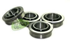 "4 BEARINGS, FLANGED 1-3/8""x3/4"" FITS TORO 11-0513, 25-1210, CUB CADET 384881-R93"