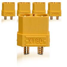 Hochstrom XT90 Stecker 5 Stk partCore 100142