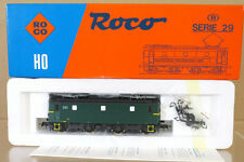 ROCO 04192A SNCB BELGIAN GREEN SERIE 29 E-LOK LOCO 2911 MINT BOXED ng