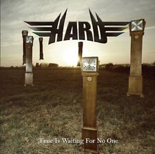HARD - TIME IS WAITING FOR NO ONE  CD NEU