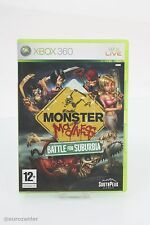 Southpeak Monster Madness: Battle for Suburbia - Xbox 360 Game Spiel USK 12