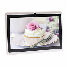 "iRulu eXpro X1a 7"" Tablet 8GB Quad Core Android 4.4 KitKat A33 white 1024*600"