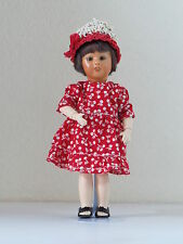 Loulotte/ Loulette  Asiatique  N°   8   .   24 cm  Poupée  creation  Doll  Asian