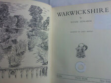 TUDOR EDWARDS.WARWICKSHIRE.H/B 1958,ILLUSTRATED,JAMES ARNOLD