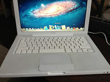 SALE !!! APPLE MACBOOK INTEL DUALCORE WEBCAM MAC OSX MICROSOFT OFFICE PRO LAPTOP