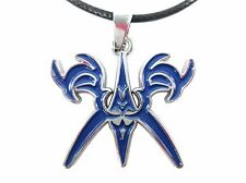 Hot Anime Fate Zero Rider Alexander Marks Metal Pendant Necklace Cosplay Props