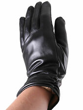 New Women's Winter Warm Stylish Faux Leather Glovers Fashion Mittens Gloves