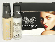 LUMINESS AIR - Airbrush Makeup - 2 pc - PRIMER & BOOST IT COMBO  .55 *BRAND NEW