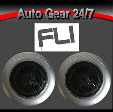 """FLI Audio Comp1 1"""" 25mm 165w Watts Pair Of Car Tweeters"""