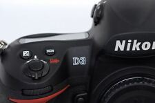 Boxed, US-Market Nikon D3 Camera Body + Accessories - Modest Professional Use
