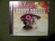 Country Legends Kenny Rogers (2004, CD,St. Clair Entertainment)