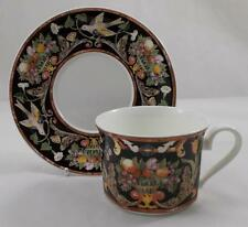 Villeroy & and Boch INTARSIA large breakfast cup and saucer UNUSED