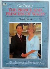 In Person: The Prince and Princess of Whales~HC~Very Very Good~COMBINED SHIPPING