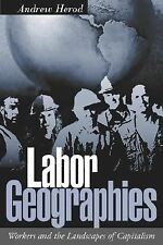Labor Geographies: Workers and the Landscapes of Capitalism, Herod, Andrew, Good