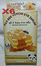 6X10gFUJI BEE VENOM EYE SERUM REDUCE FINE LINES&WRINKLES ANTI AGING