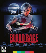 Blood Rage - 2 DISC SET (2017, Blu-ray New)
