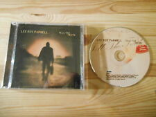 CD Jazz Lee Roy Parnell - Tell The Truth (10 Song) VANGUARD -cut out-
