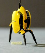 Portal 2 Series 2 Sentry Turret Mini-Figure Lemon Open