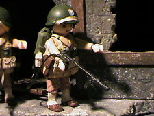 PLAYMOBIL CUSTOM US SPECIALIST 116TH INFANTRY .(OMAHA BEACH-1944) REF-0151 BIS
