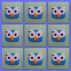 12 x Edible Giggle and hoot Hoot owl cupcake cake toppers decoration fondant