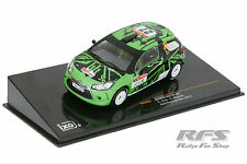 1:43 Citroen DS3 R3 - Team HH Rallyesport - Hunt / McPhee - Rallye Portugal 2011