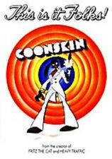 Coonskin ~ Philip Michael Thomas----- NEW DVD