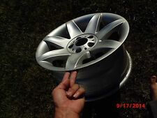 "BMW E39 Genuine sport ((ONE)) 17"" alloy wheel rim 540i 530i 525i 528i 535i 530d"
