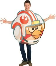 Para Hombre Adulto ~ Star Wars Angry Bird Luke Piloto De Combate Fancy Dress Costume