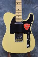New Fender American Special Telecaster with Maple FB & Bag - Vintage Blonde Tele