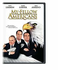 MY FELLOW AMERICANS (1987 James Garner)  -  DVD - REGION 1 - Sealed