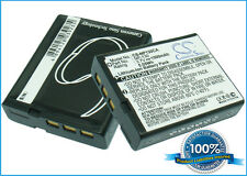 3.7V battery for Casio Exilim EX-H30BK, Exilim EX-ZR700, Exilim EX-H30 Li-ion