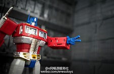 Transformers Eness MP10 US Posable hands and the Key of Vector Sigma In stock