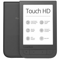 PocketBook Touch HD - Ebook Reader - Schwarz - Blitzversand