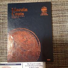 lincoln wheat cent collection 1941-1958 & $20.00 coupon & New Whitman Folder