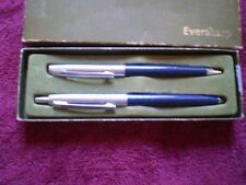 #3105  VINT MECH  PENCIL   EVERSHARP  PEN & PENCIL SET IN CB BOX   ERASER