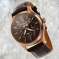 louis bolle wrist watch louis bolle alexander automatic multi function mens watch msrp~ 2995 stunning