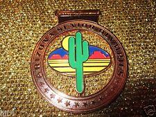 Arizona Senior Olympics Running Marathon Gold Winning Medal