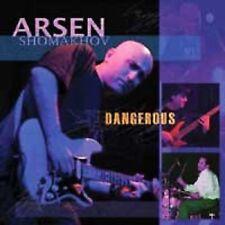 Dangerous - Arsen Shomakhov - CD NEW