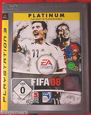 FIFA 08 - 2008-per Sony Playstation 3/ps3-NUOVO