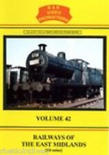 Great Central, Derby Works, Railways of the East Midlands, B&R Vol 42