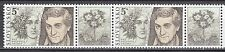 SLOVAKIA 1999 **MNH SC# 346 Stamp Day - A.Brunovsky - Stamp Designer with labels